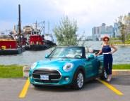 Krystyna Lagowski 2016 MINI Cooper Convertible