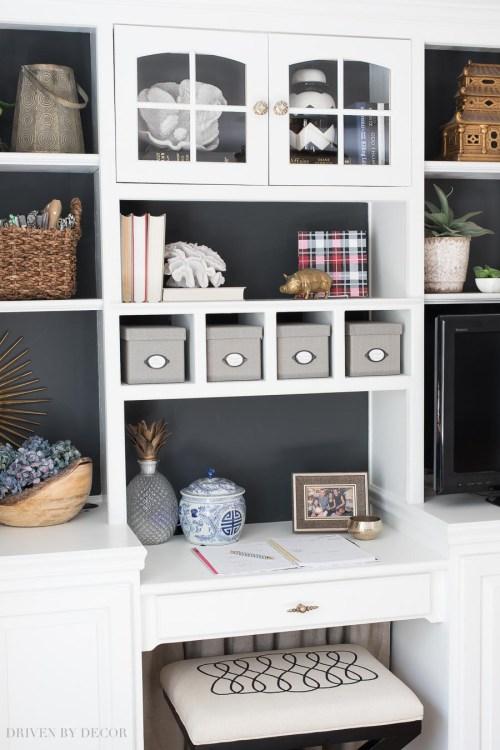 Medium Of Home Decorative Shelving