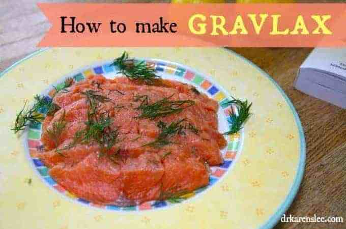 Gravlax Recipe by drkaren