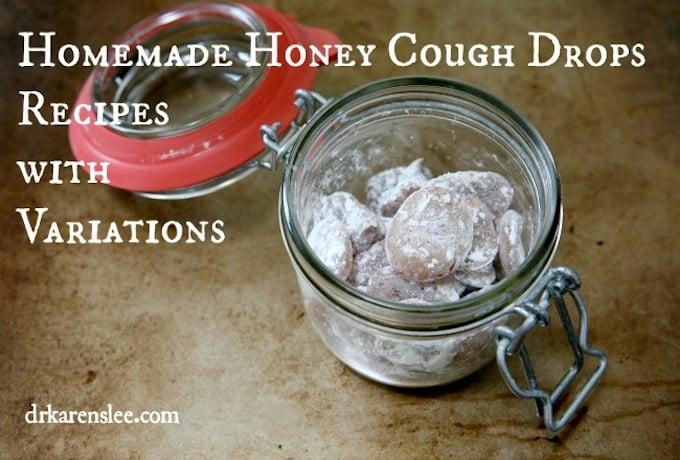 Homemade Honey Cough Drops Recipes