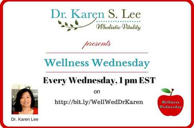 Wellness Wednesday with Dr. Karen