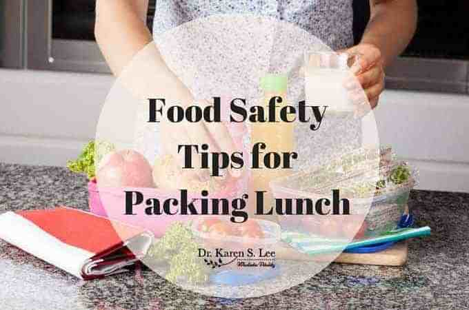 Food Safety Tips for Packing Lunch