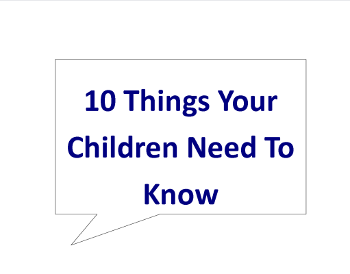 10 things ballon for Gregg article