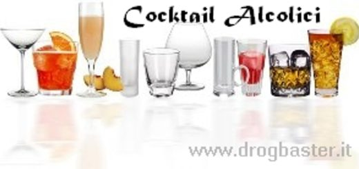 Cocktails e aperitivi alcolici ed analcolici for Migliori cocktail alcolici