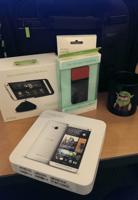 HTC Care Package