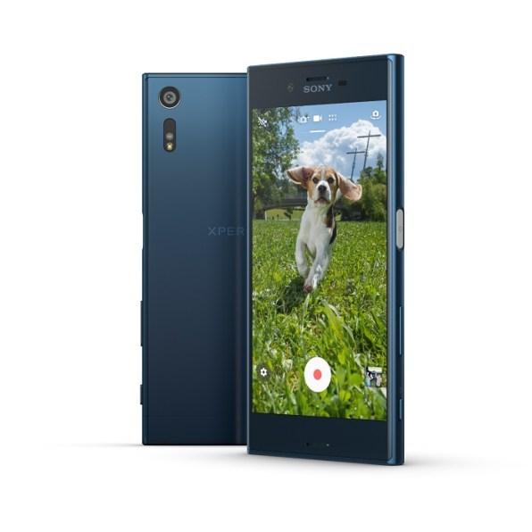 Sony XZ Forest Blue