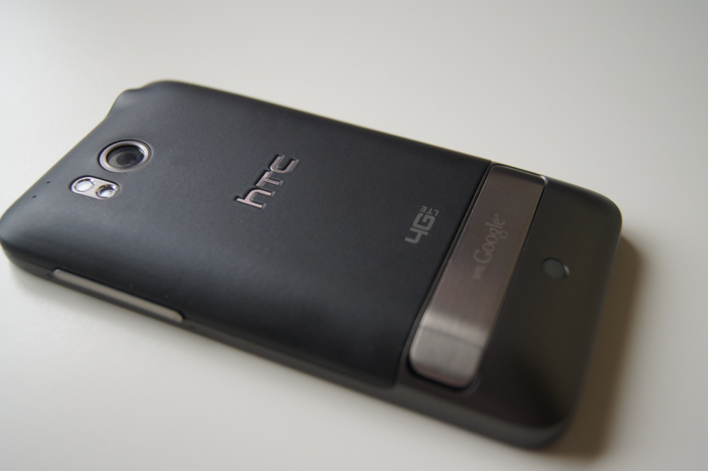 HTC Thunderbolt - Back