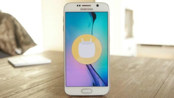 Galaxy S6 Marshmallow