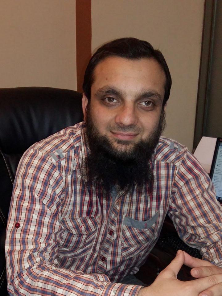 Nouman Zafar Dar