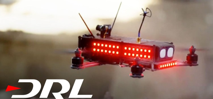 Watch The Drone Racing League In The Miami Dolphins Stadium