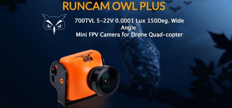 RunCam Owl Plus Announced
