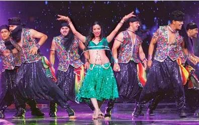 Malaika Arora Khan | India's got talent 2015