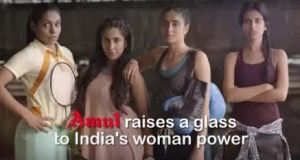 Amul TV Ad -'Aage aage badhta hai India, Amul doodh peeta hai India' | Droutinelife