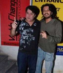 upcoming Serial on Zee Tv | Chat Show | Sajid Khan | Riteish Deshmukh