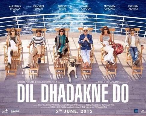 Dil Dhadakne Do Movie Story Review