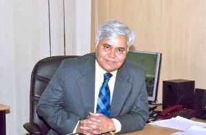 Ram Sewak Sharma new chief of TRAI