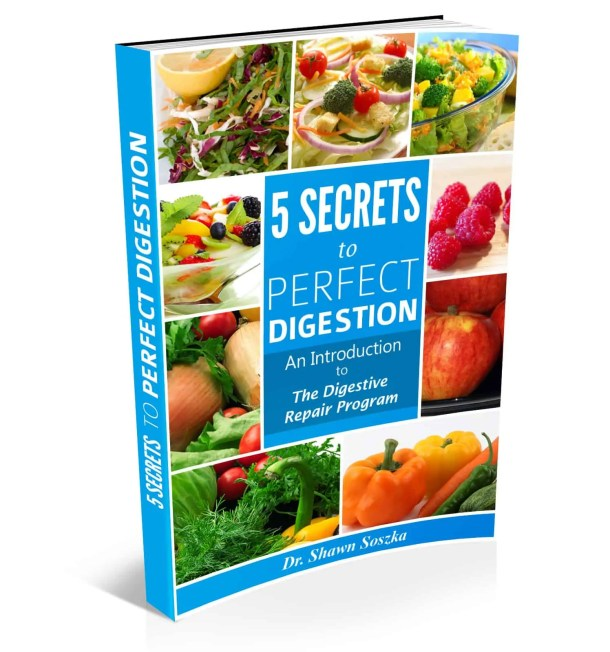 5 Secrets to Perfect Digestion - For Popup