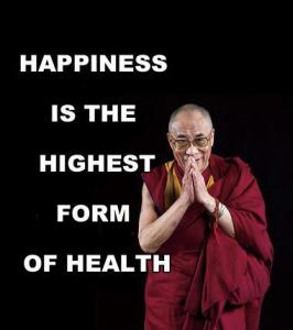 Happiness Dali Lama 266x300 Happiness Part 2: Where Does Happiness Live?