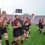 Performanță istorică pentru rugby-ul de pe Bega! Timișoara Saracens câștigă și în Italia și se califică în grupele Challenge Cup