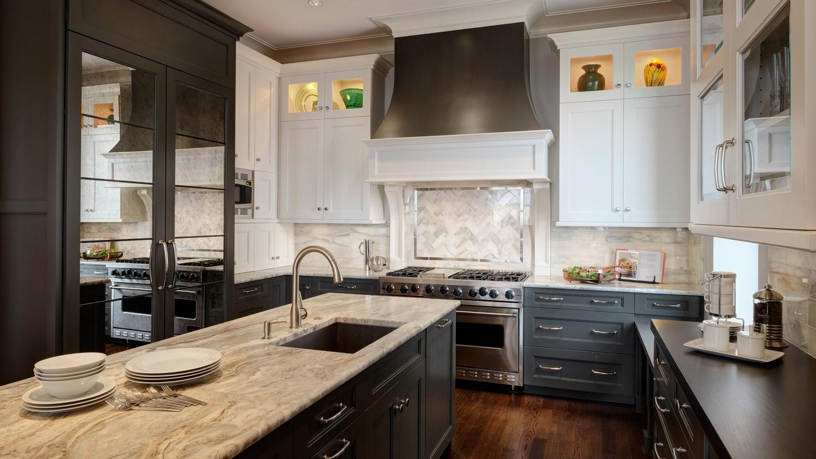 portfolio kitchen remodeling chicago Classic Chicago Elegance Condo Remodel