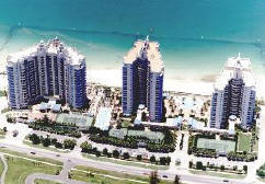 Condominiums For Sale At The Ultimar 1 2 and 3 on Sand Key In Clearwater Beach FL