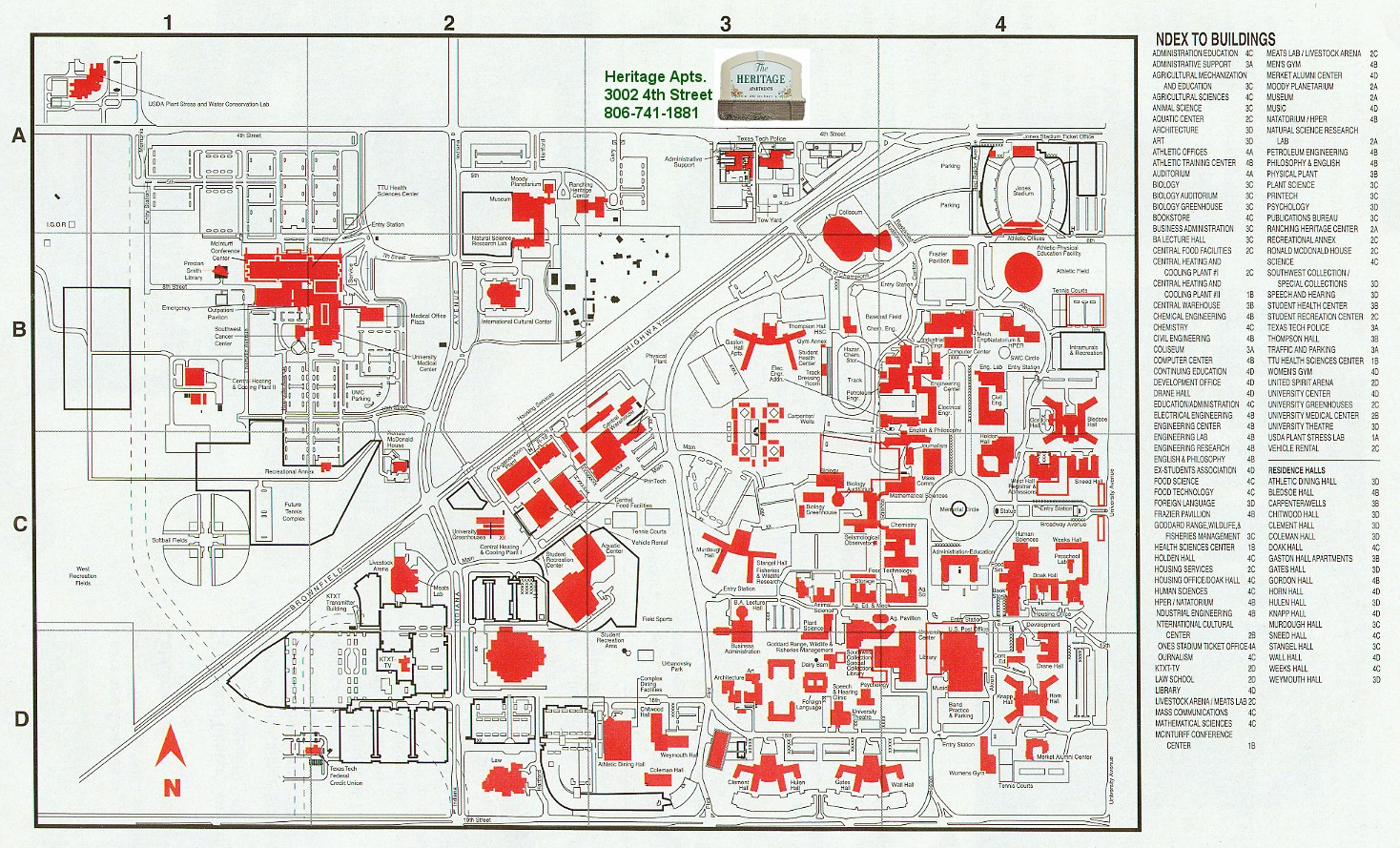 Ttu Bus Routes Map Texas Tech Bus System Under Scrutiny By Students ...