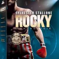 """La saga """"Rocky"""" est disponible en Blu-Ray zone B"""