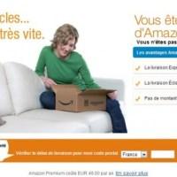 Amazon Premium: confort, rapidité, nouveauté