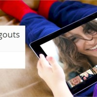 PODCASTS via Google Hangouts
