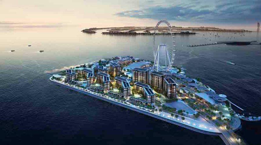 Ain Dubai Ferris Wheel