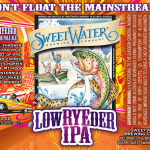 Beer Dude: Sweetwater Low Ryeder
