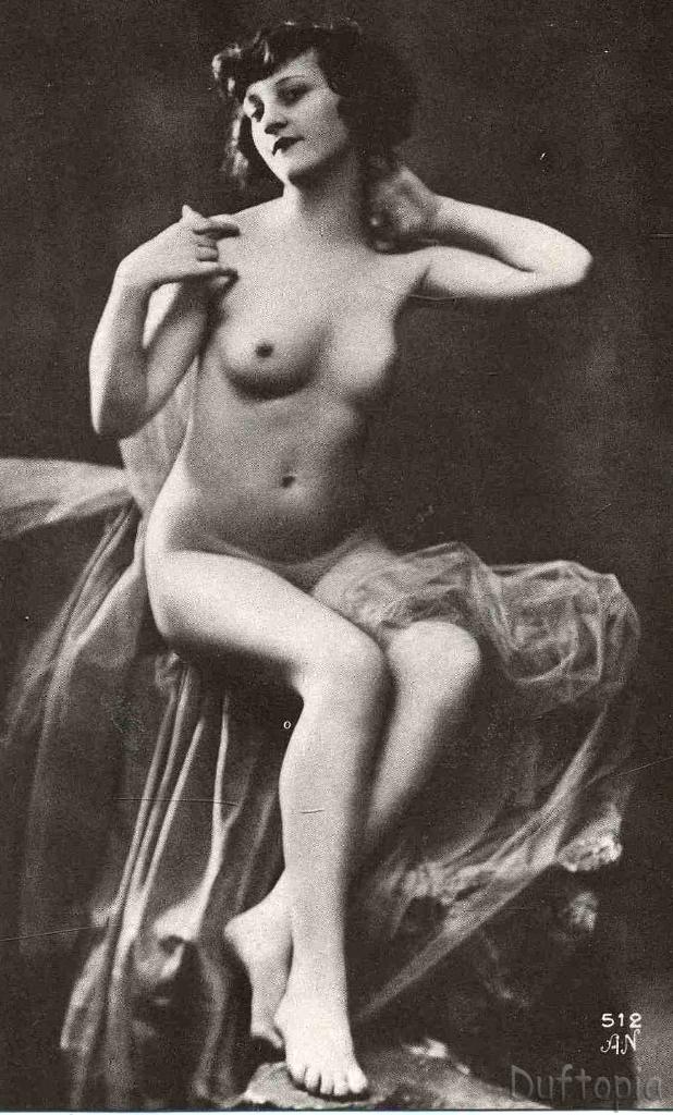 vintage british nudes