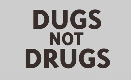 dugs-not-drugs-poster