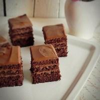 Prajitura cu crema de ciocolata si mascarpone
