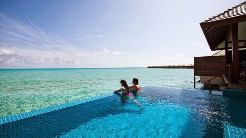 Bãi biển Maldives