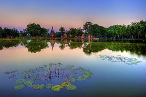 Cố đô Sukhothai, Thái Lan