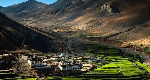 11 ngôi làng đẹp ngỡ ngàng như tranh vẽ