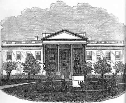 Nhà Trắng Mỹ.
