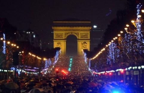 Đón năm mới ở 10 thành phố sôi động