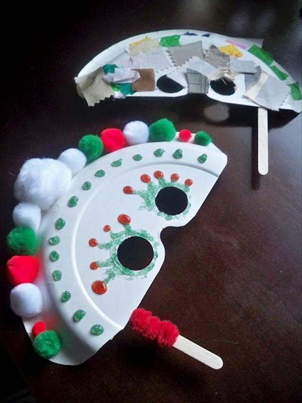 Fun easy christmas craft ideas for Fun easy holiday crafts