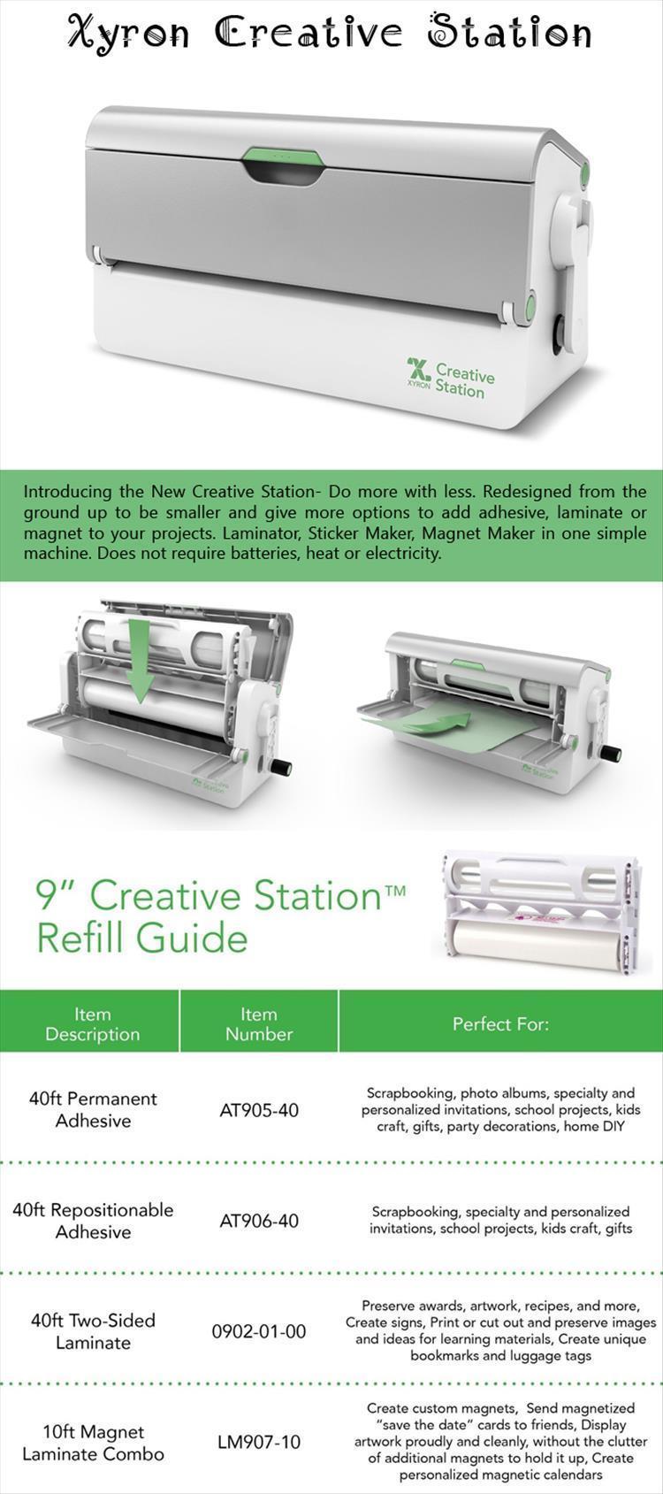 Xyron Creative Station