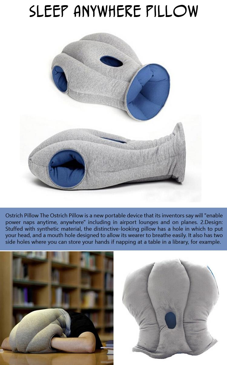 Sleep Anywhere Pillow