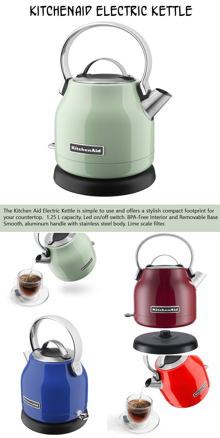 KitchenAid Electric Kettle