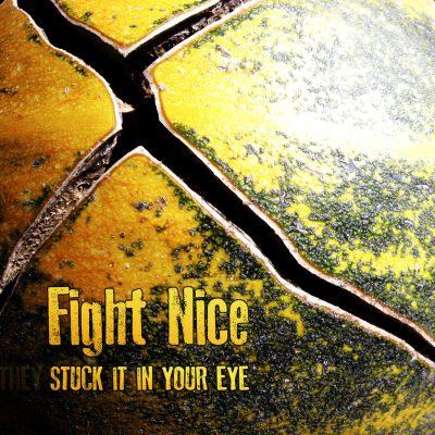 Fight Nice: Stuck It In Your Eye artwork