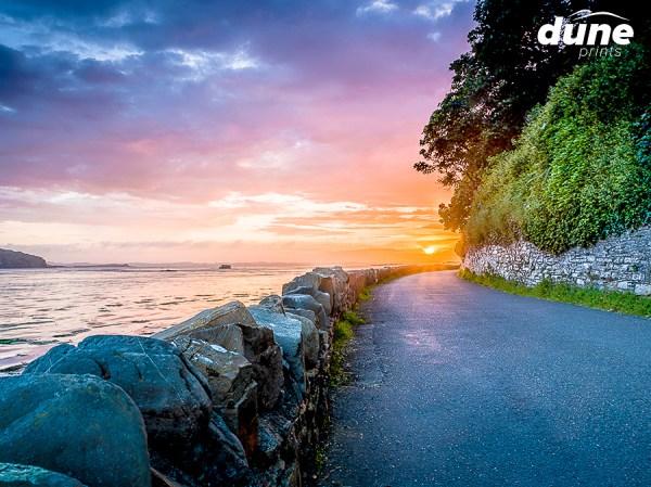 Portaferry sunset