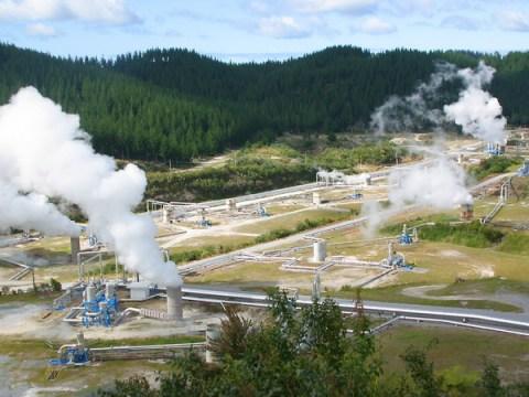 Wilayah kerja panas bumi Sarulla.