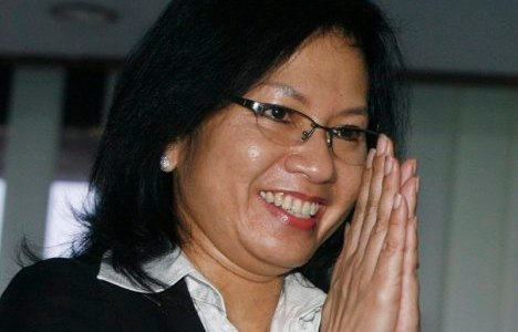 Direktur Utama Pertamina, Karen Agustiawan.