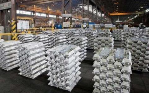 Alumina, produk akhir dari smelter yang sedang dibangun CITA di Kalbar.