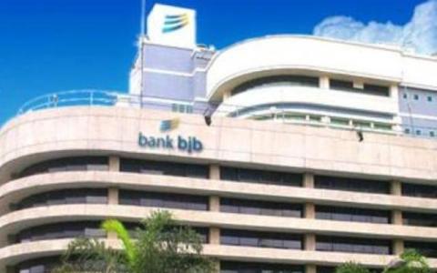 Kantor PT Bank Jawa Barat dan Banten Tbk (BJBR).