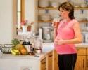 Ibu Hamil Suka Minum Es Bikin Bayi Gemuk dalam Kandunganya
